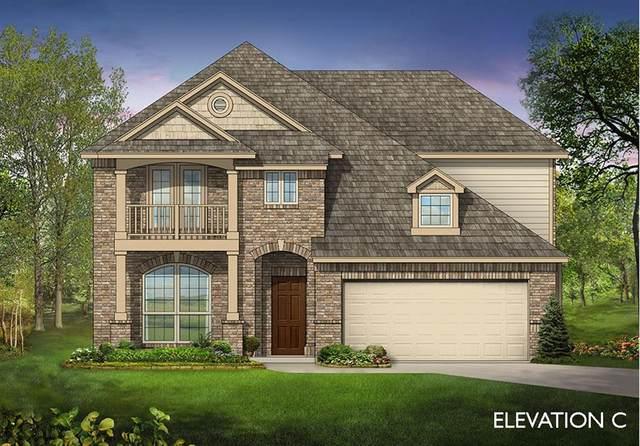902 Park Vista Drive, Justin, TX 76247 (MLS #14505936) :: Team Tiller