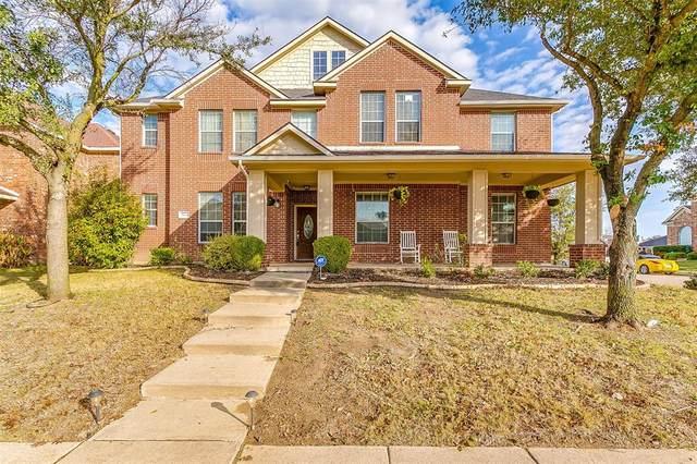 1801 Olympus Drive, Lancaster, TX 75134 (MLS #14505954) :: Hargrove Realty Group