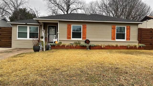 2529 Fenwick Drive, Dallas, TX 75228 (MLS #14505963) :: The Mitchell Group