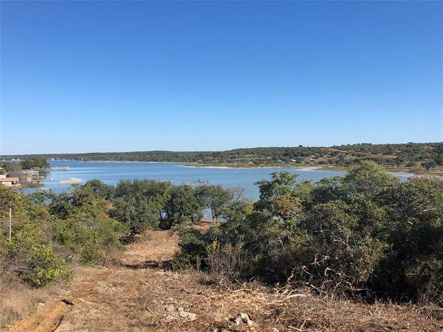 243 Hidden Shores Dr., Cisco, TX 76437 (MLS #14505976) :: The Mauelshagen Group