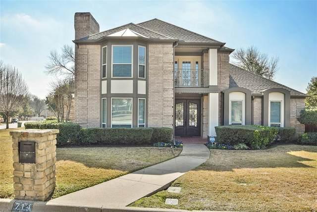 714 Viewside Circle, Arlington, TX 76011 (MLS #14505977) :: Robbins Real Estate Group