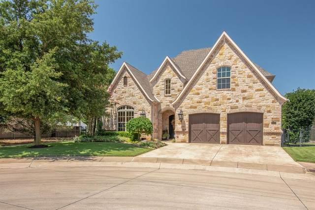 6100 Brazos Court, Colleyville, TX 76034 (MLS #14505978) :: Lyn L. Thomas Real Estate | Keller Williams Allen