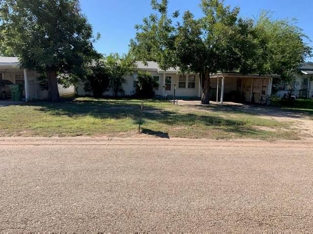 106 Coke Street, Tye, TX 79563 (MLS #14505983) :: Team Tiller