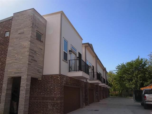 2231 Lovedale #103, Dallas, TX 75235 (MLS #14506002) :: The Good Home Team