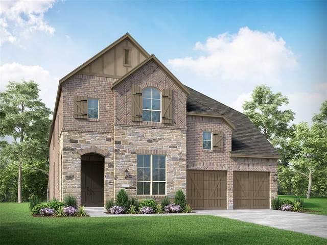 970 Gentle Knoll Lane, Prosper, TX 75078 (MLS #14506038) :: Hargrove Realty Group