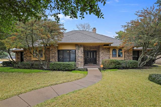 4220 Misty Meadow Drive, Fort Worth, TX 76133 (MLS #14506062) :: The Property Guys