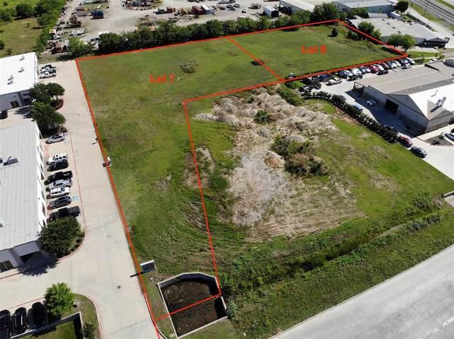 Lot 7&8 Henrietta Creek Road, Roanoke, TX 76262 (MLS #14506074) :: The Kimberly Davis Group