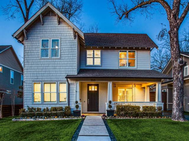 5525 Willis Avenue, Dallas, TX 75206 (MLS #14506077) :: The Mauelshagen Group