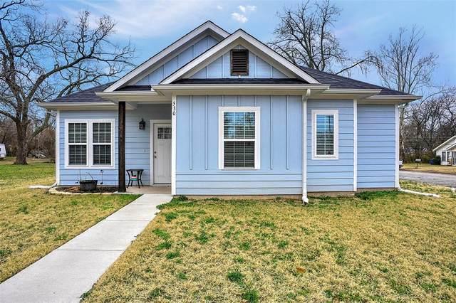 530 W Elm Street, Denison, TX 75020 (MLS #14506095) :: The Mauelshagen Group