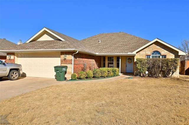 810 Big Water Trail, Abilene, TX 79602 (MLS #14506100) :: Frankie Arthur Real Estate