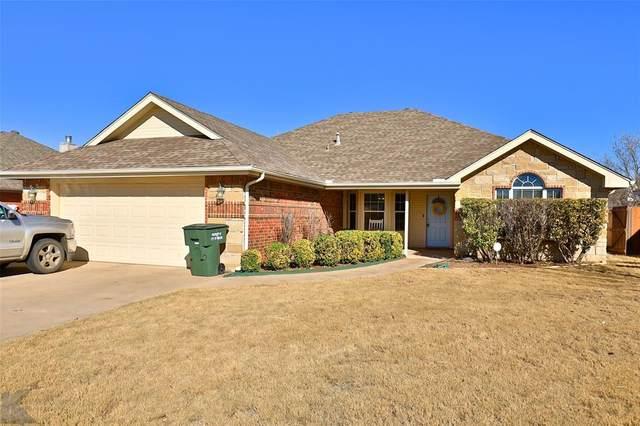 810 Big Water Trail, Abilene, TX 79602 (MLS #14506100) :: The Mauelshagen Group