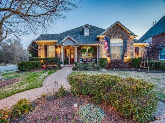 1101 Arbor Park Drive, Allen, TX 75013 (MLS #14506117) :: Robbins Real Estate Group