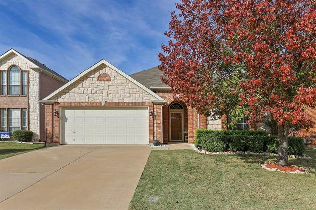 4621 Matthew Drive, Fort Worth, TX 76244 (MLS #14506140) :: Team Hodnett