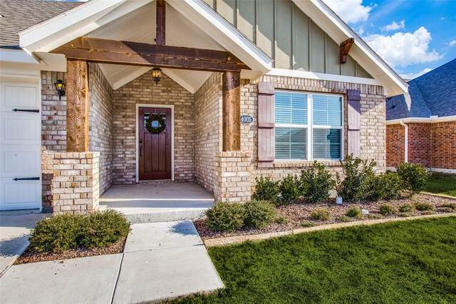 4005 Bridle Path Lane, Sanger, TX 76266 (MLS #14506151) :: The Barrientos Group