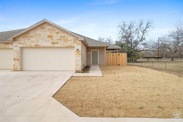 1425 Waterstone Way #3001, Brownwood, TX 76801 (MLS #14506154) :: Frankie Arthur Real Estate