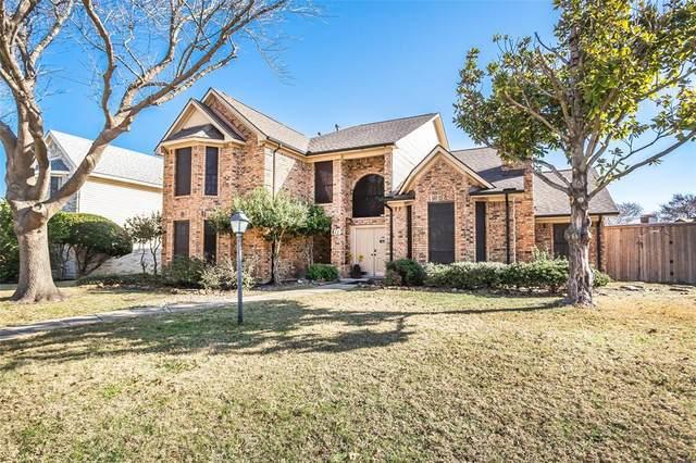 811 Fairlawn Street, Allen, TX 75002 (MLS #14506176) :: The Kimberly Davis Group