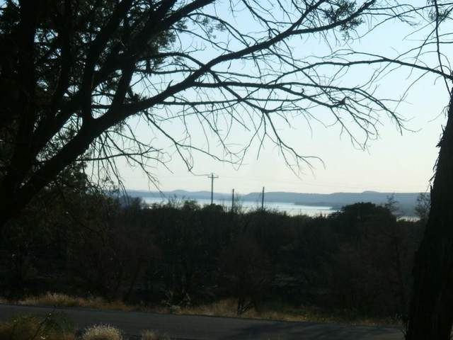 LT 709 Canyon Wren Loop, Possum Kingdom Lake, TX 76449 (MLS #14506177) :: The Mitchell Group
