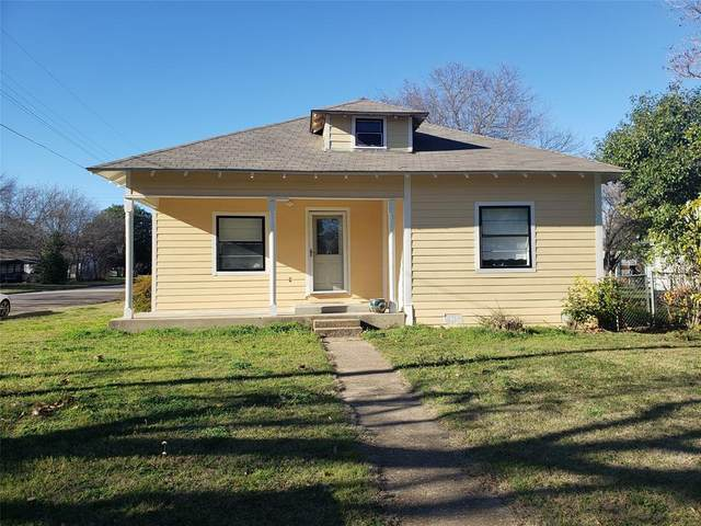 612 Turner Street, Cleburne, TX 76033 (MLS #14506214) :: The Mauelshagen Group