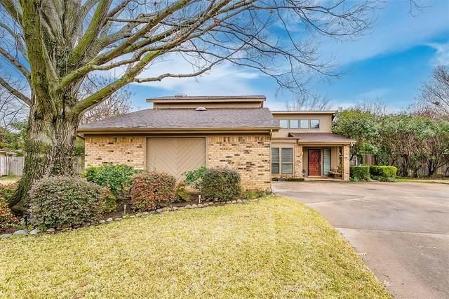 1708 Cunningham Court, Bedford, TX 76021 (MLS #14506217) :: The Mauelshagen Group