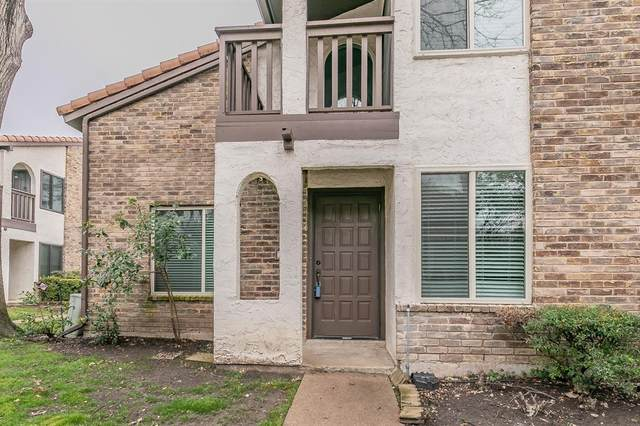 14151 Montfort Drive #262, Dallas, TX 75254 (MLS #14506222) :: The Hornburg Real Estate Group