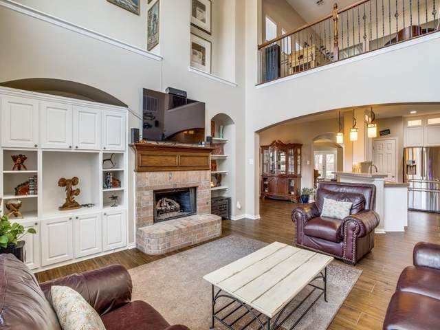 1617 Ponderosa Drive, Allen, TX 75002 (MLS #14506231) :: The Property Guys