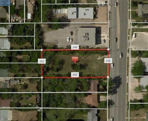 2328 Oakland Boulevard, Fort Worth, TX 76103 (MLS #14506246) :: Trinity Premier Properties