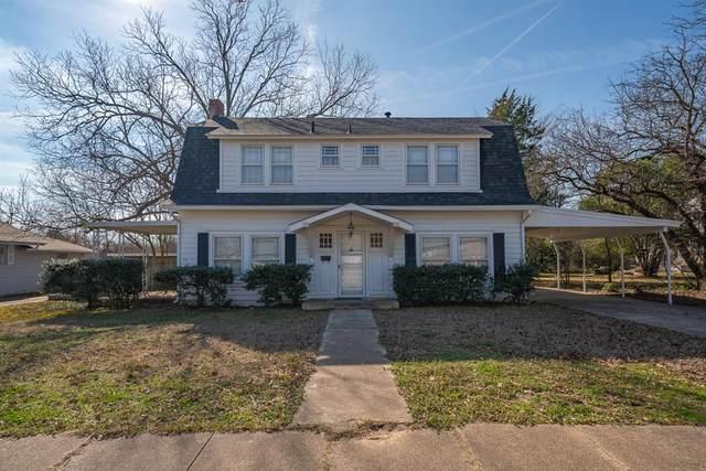 411 W Oneal Street, Wills Point, TX 75169 (MLS #14506252) :: Team Hodnett