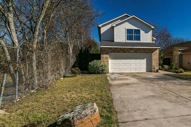 1502 Avenue F, Grand Prairie, TX 75051 (MLS #14506286) :: Robbins Real Estate Group