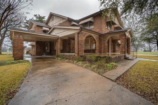 600 SW 1st Street Ws, Cooper, TX 75432 (MLS #14506292) :: The Mauelshagen Group