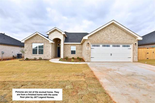 344 Martis Way, Abilene, TX 79602 (MLS #14506323) :: The Mauelshagen Group