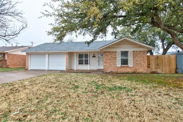 5234 Burbank Drive, Abilene, TX 79605 (MLS #14506336) :: The Kimberly Davis Group