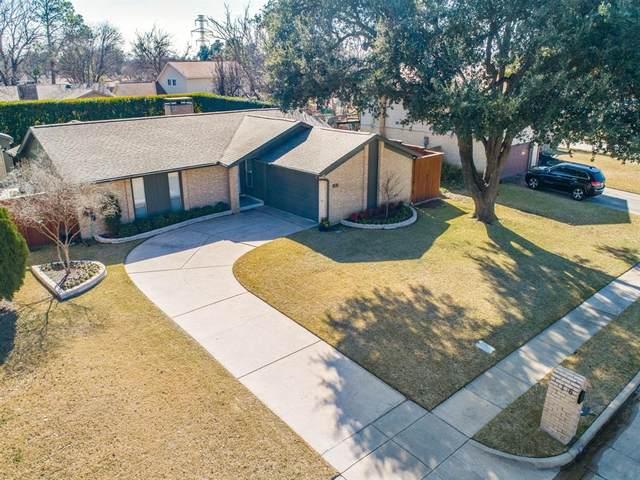 16 Grant Circle, Richardson, TX 75081 (MLS #14506341) :: Robbins Real Estate Group