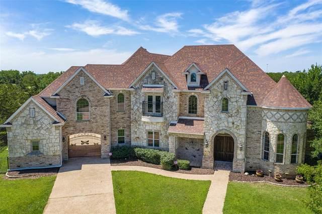 107 Bob Jones Court, Pottsboro, TX 75076 (MLS #14506382) :: Trinity Premier Properties