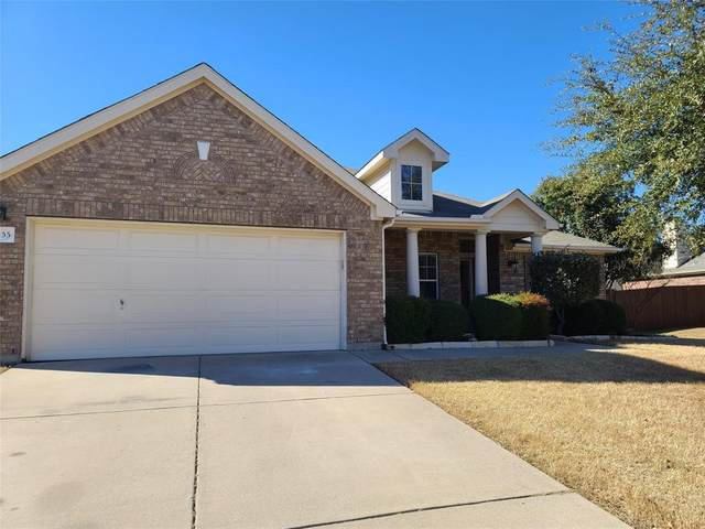 13355 Leather Strap Drive, Fort Worth, TX 76052 (MLS #14506386) :: The Mauelshagen Group