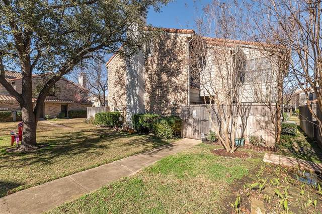 14800 Enterprise Drive 20C, Farmers Branch, TX 75234 (MLS #14506399) :: The Hornburg Real Estate Group