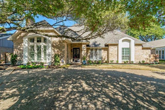 6919 Brentfield Drive, Dallas, TX 75248 (MLS #14506411) :: The Property Guys