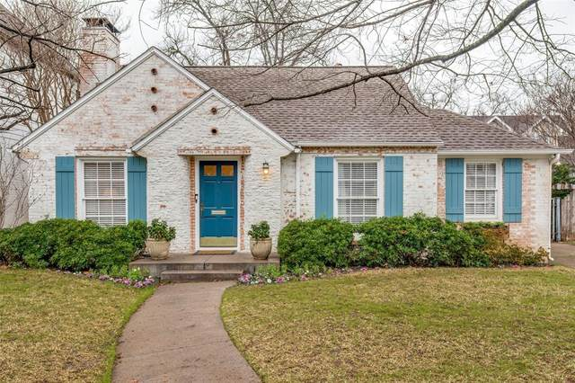 6041 Revere Place, Dallas, TX 75206 (MLS #14506433) :: The Mauelshagen Group