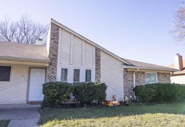 811 Midcreek Drive, Euless, TX 76039 (MLS #14506438) :: The Mauelshagen Group