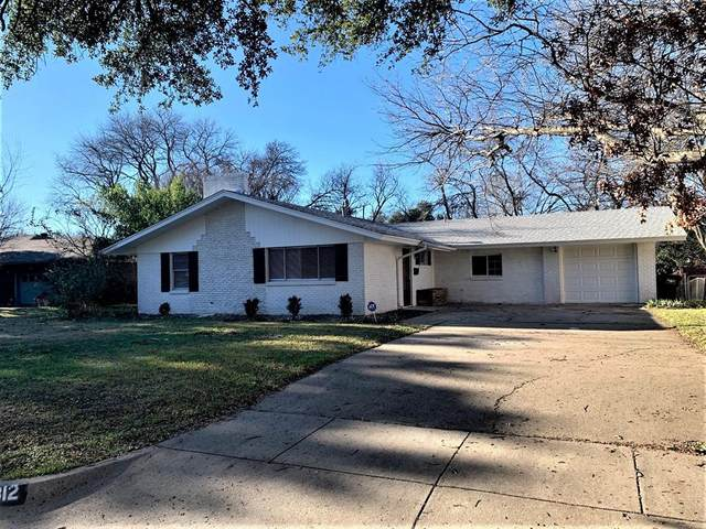 5812 Walla Avenue, Fort Worth, TX 76133 (MLS #14506465) :: Robbins Real Estate Group
