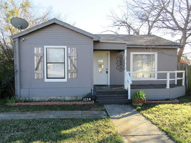 1114 E Mckinney Street, Denton, TX 76209 (MLS #14506481) :: Hargrove Realty Group