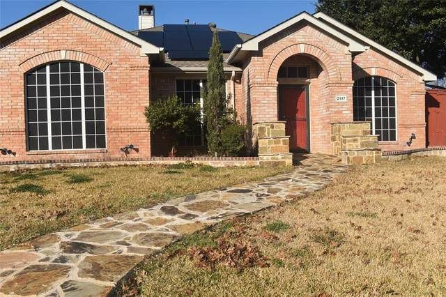 2917 Fowler Court, Mesquite, TX 75181 (MLS #14506487) :: Hargrove Realty Group
