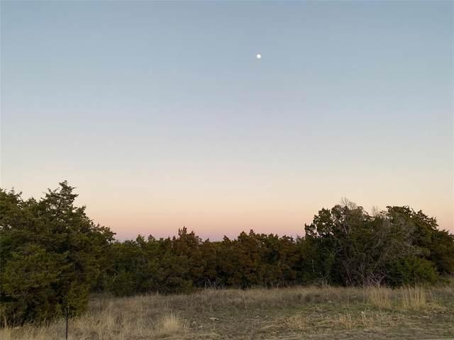 1076 Enchanted Rock Court, Graford, TX 76449 (MLS #14506519) :: Frankie Arthur Real Estate