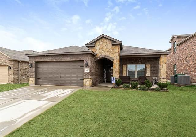 345 Emerald Creek Drive, Fort Worth, TX 76131 (MLS #14506551) :: Jones-Papadopoulos & Co