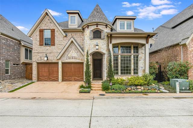 9119 Cochran Bluff Lane, Dallas, TX 75220 (MLS #14506567) :: The Good Home Team