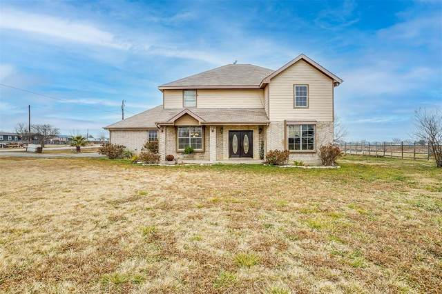 8700 Sallys Way, Alvarado, TX 76009 (MLS #14506573) :: The Mauelshagen Group