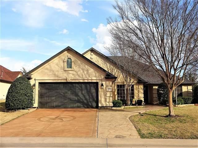 10913 Sandstone Drive, Denton, TX 76207 (MLS #14506581) :: The Mitchell Group
