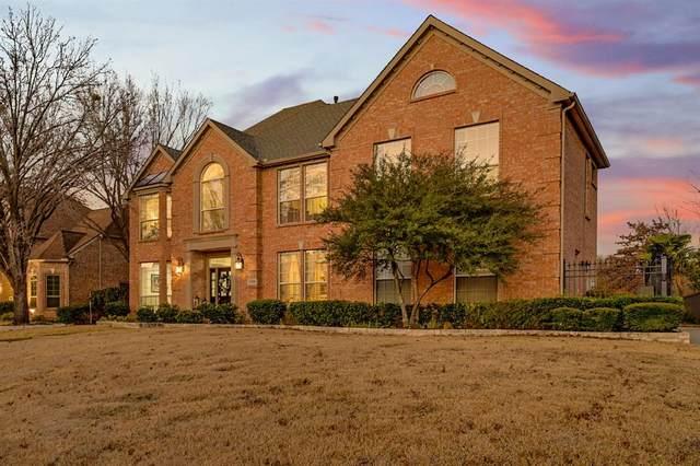 6905 Wandering Way, Colleyville, TX 76034 (MLS #14506589) :: Jones-Papadopoulos & Co