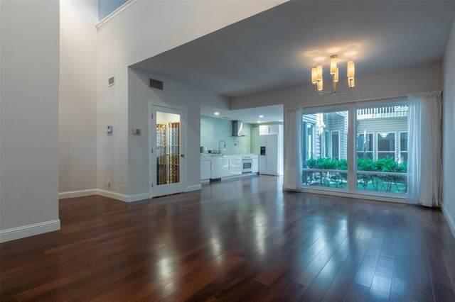 5022 Cedar Springs Road #5022, Dallas, TX 75235 (MLS #14506610) :: Premier Properties Group of Keller Williams Realty