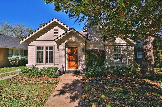3724 Bunting Avenue, Fort Worth, TX 76107 (MLS #14506651) :: The Good Home Team