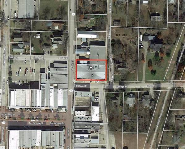 110 N Main Street, Farmersville, TX 75442 (MLS #14506658) :: The Mauelshagen Group